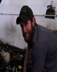 Team Member Technician Kyle Lawler