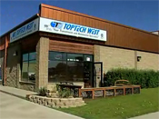 Picture of the Billings shop of Top Tech Automotive